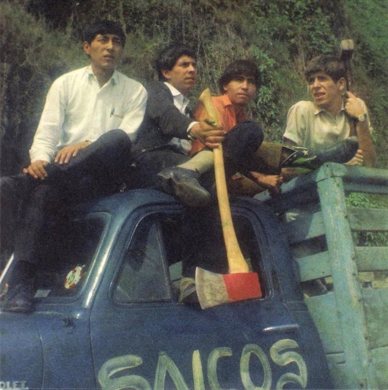 Los Saicos 4